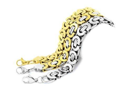 łańcuszki złote męskie ceny